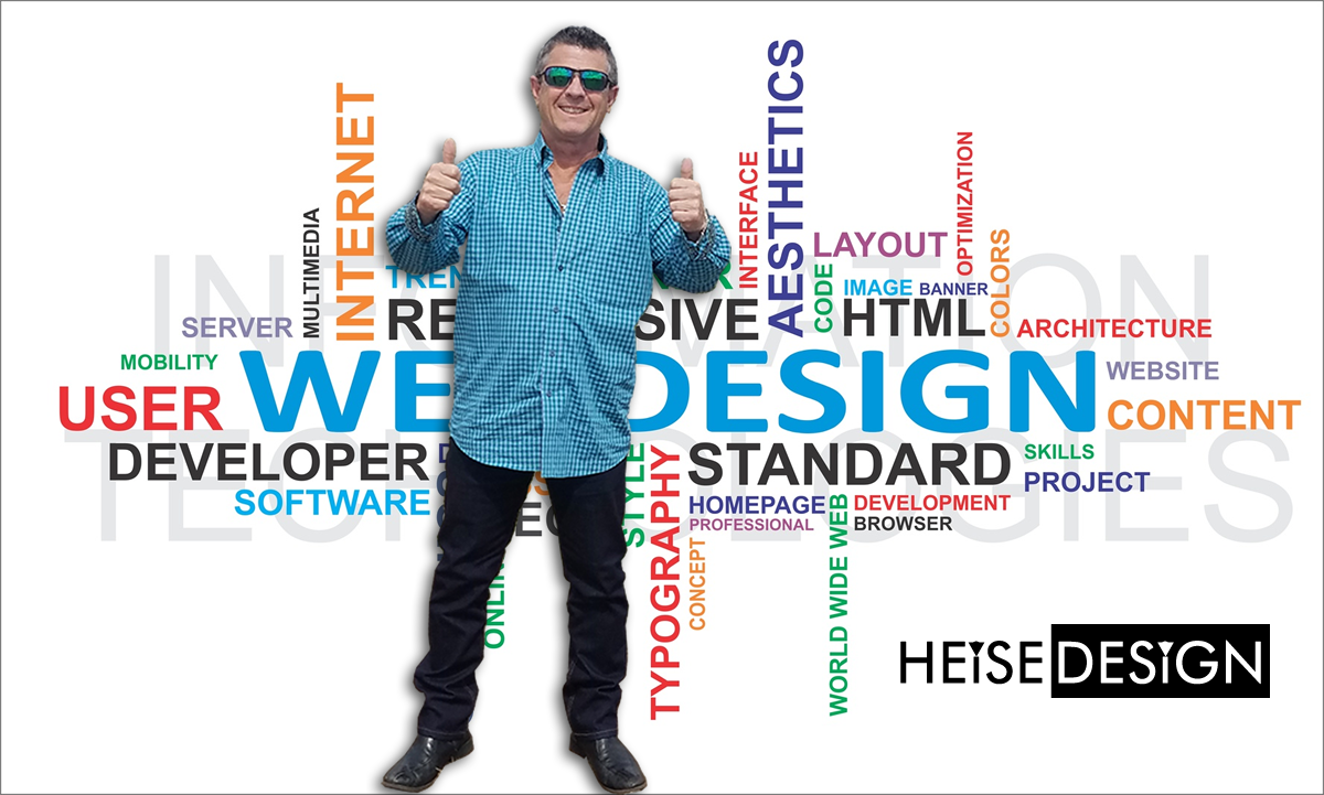 Danny Heise Website Designer Online Business Consultant
