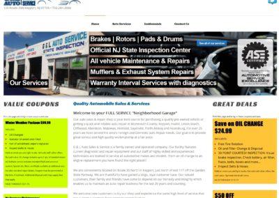 G&L Auto Service