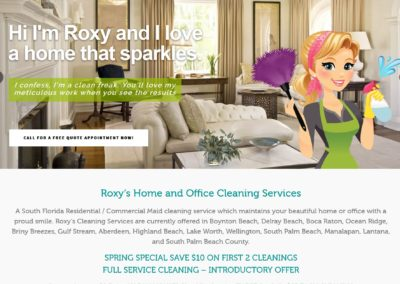 Roxy's Cleaning Services